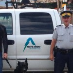 Powerlines & Police Dogs Image